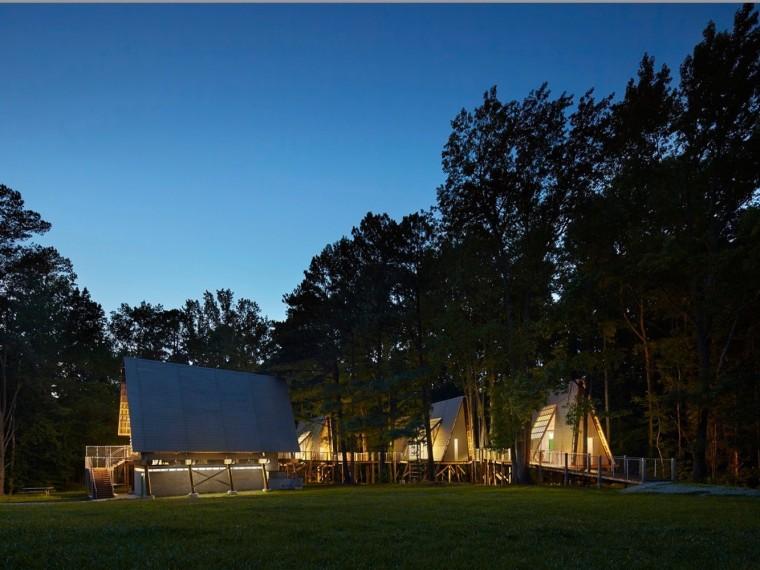 美国Graham天然营地
