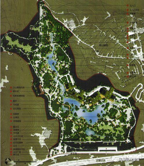 杭州江洋畈生态公园,在自然上创造自然!