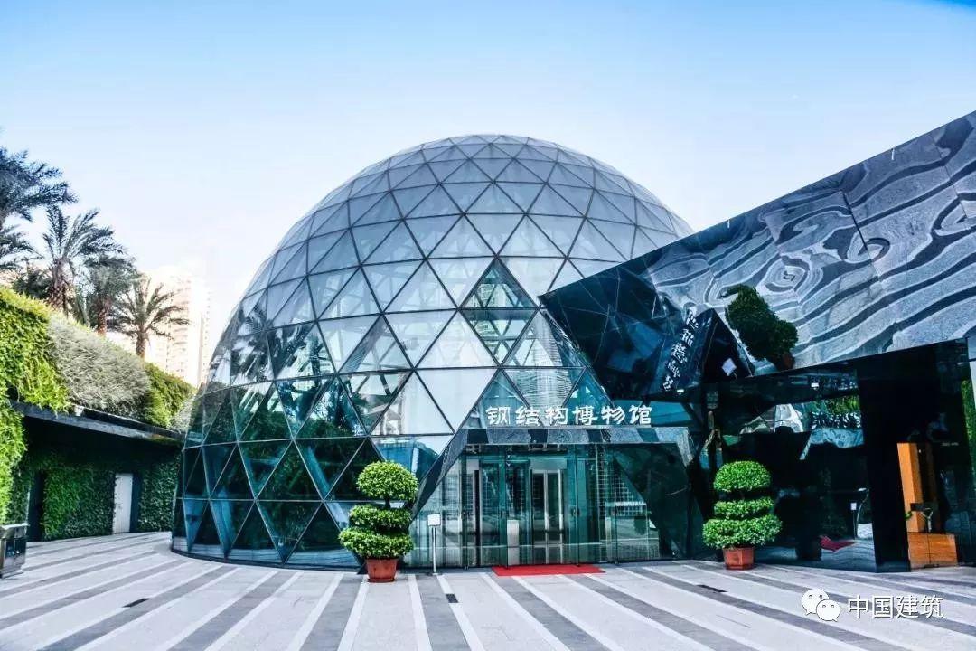 国内首个钢结构博物馆正式开馆,等你来约_5
