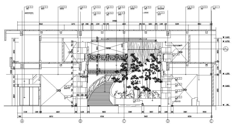 一层大堂1-040.1-042E2、E4-Model