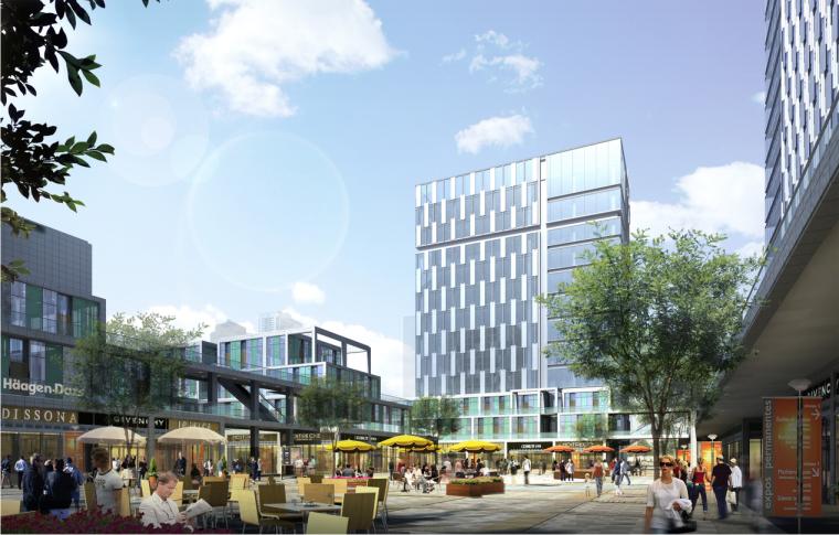 [四川]成都SBI创业街概念性规划方案设计文本(成长,学习)