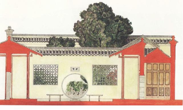 图解中国古建筑-墙面