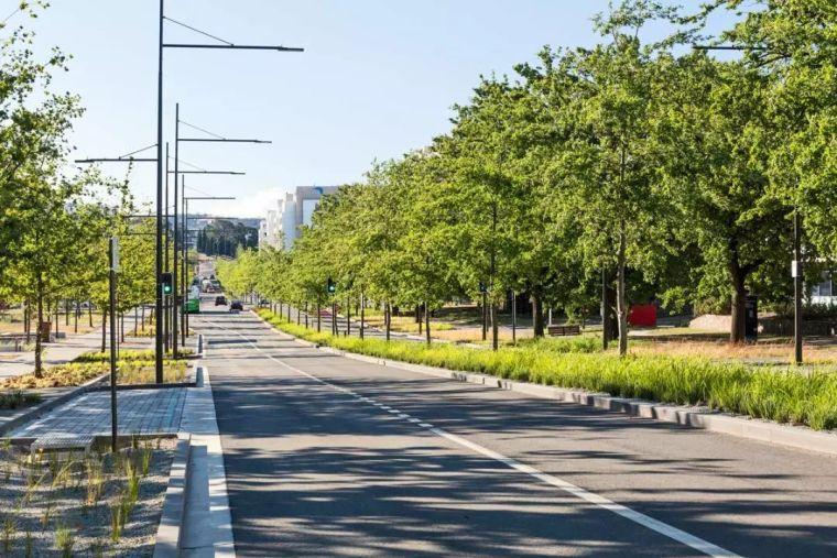 道路景观设计怎么破?看这里就够了!文末附:54套道路景观资料_21