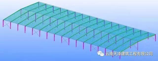 钢结构厂房施工方案_15