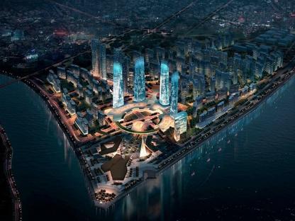 (中建五局)北辰超大规模城市综合体安全防护方案