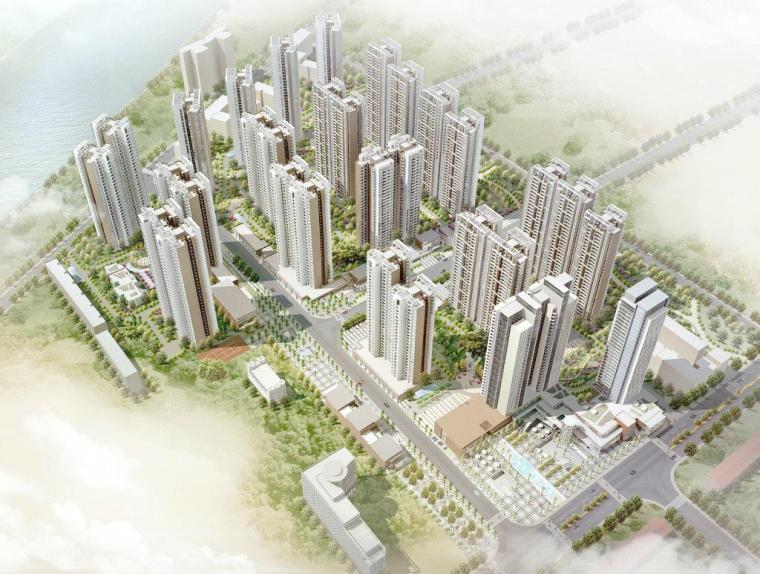 山东省住宅小区地下室采暖与通风工程施工方案