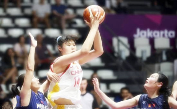 厉害了!亚运会女篮以110比36击败蒙古队,赛后球员做总结:
