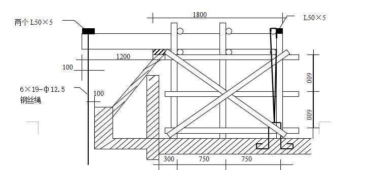 吊篮脚手架施工方案