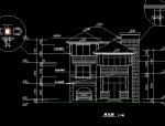 山体别墅全套施工图