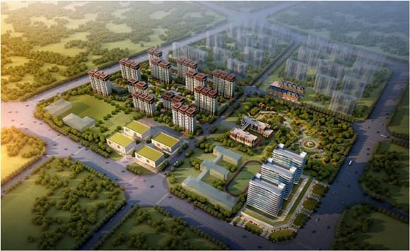 北京韩建集团中海良乡项目BIM应用