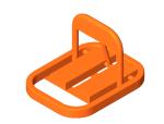 bim软件应用-族文件-车位锁