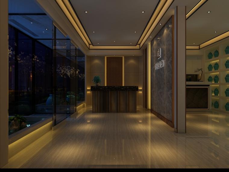 卓信装饰工程有限公司 总部沈阳办公室设计效果图震撼来袭