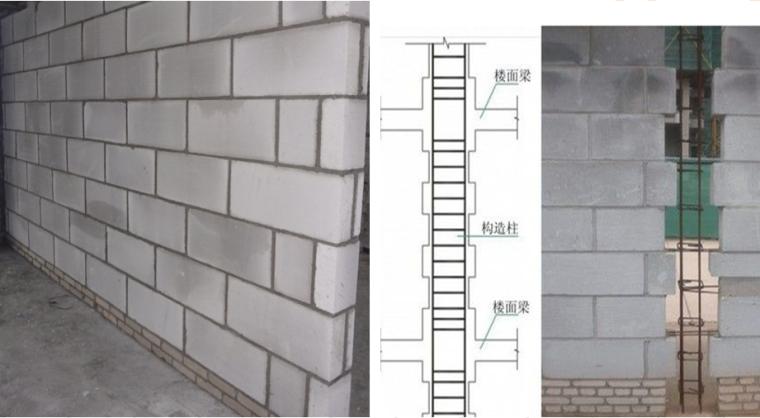 建筑工程装饰装修工程质量通病及其防治措施培训PPT(66页)-砌体工程施工质量较好的照片