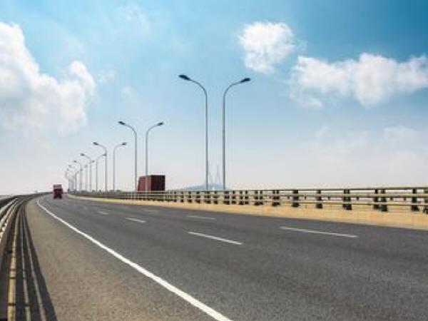 枣菏高速公路跨京九铁路转体桥正式开工