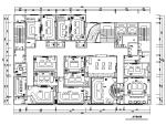 [广东]万巍音派量贩式KTV空间设计施工图(附效果图)