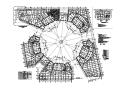 [上海]11层框筒结构金融广场结构施工图(CAD、PDF格式)