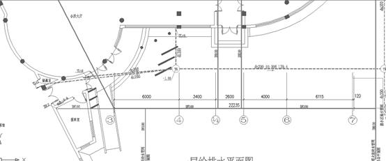 某三层高级会所给排水设计图纸