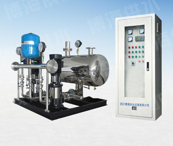 湖南变频供水设备水泵的三种节能技术: