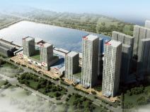 [福建]泉州浦西商业广场商办综合体设计方案文本(JPG)