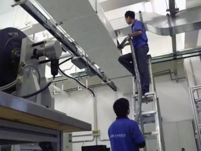 中央空调风管清洗流程