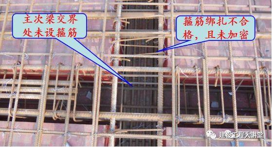 現場墻、板、梁鋼筋連接施工要點及常見問題_34