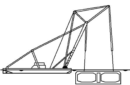 地下结构工程之沉管结构讲义(PPT,57页)-分吊法