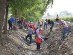 狠抓河道整治、提升河流生态品质