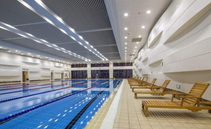BIM论文-BIM设计在鞍山市体育中心游泳馆中的应用