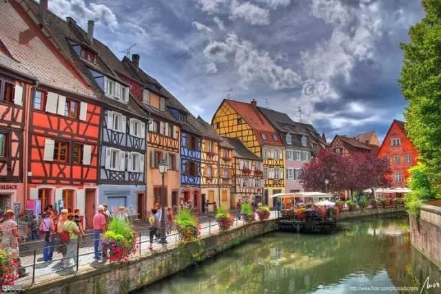 """四个最美的法国小镇,我愿在此""""终了余生""""..._19"""
