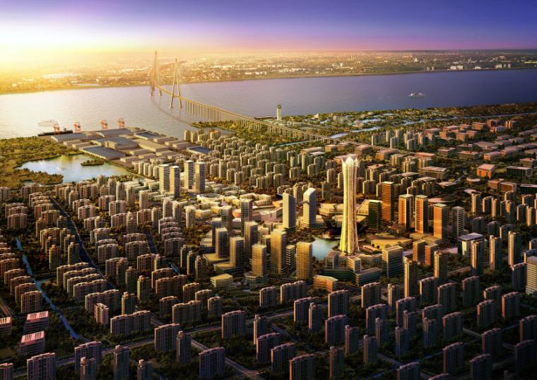 [江苏]苏通科技产业园概念规划设计方案文本