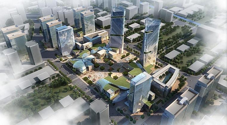 BIM技术在南京证大大拇指项目的应用