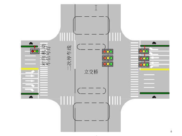 道路交通信号灯设置与安装规范
