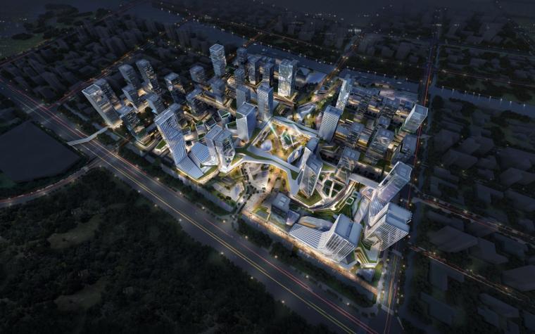 100套城市建筑模型SU![不收藏后悔系列]
