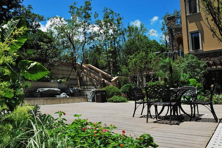 上海龙湖好望山别墅景观