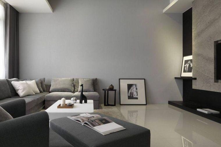 189平现代简约风复式清爽纯净空间-189平现代简约风复式 清爽纯净空间第1张图片