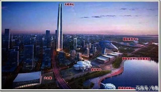 成都天府熊猫大厦将建中国第一高楼677米,地震来了怎么办_1
