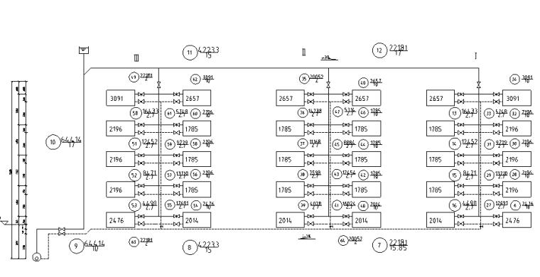 供暖系统优秀毕业设计(含计算书及阻力系数计算表)_4