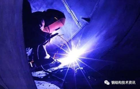 钢结构构件裂纹的修复与加固—施工操作