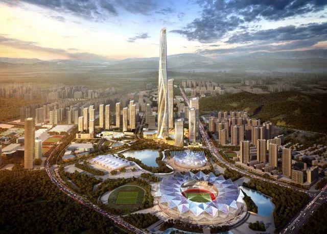 超600米、耗资400亿!深圳第一高楼又将易主!_2
