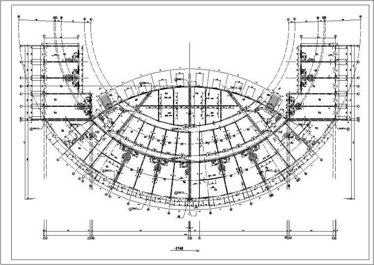 露天广场舞台文体娱乐类建筑设计方案