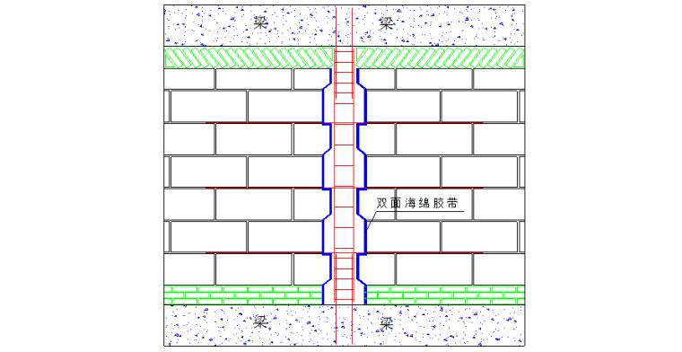 框剪结构加气混凝土砌块填充墙砌体施工方案_2