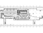 [浙江]某五星级大酒店三层餐厅装修施工图