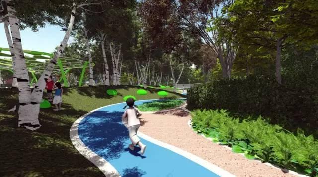 你需要知道的幼儿园景观设计法宝,责任大于天!_38