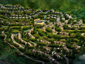 奥地利英伦小镇风格五矿博罗住宅小区规划建筑设计方案文本