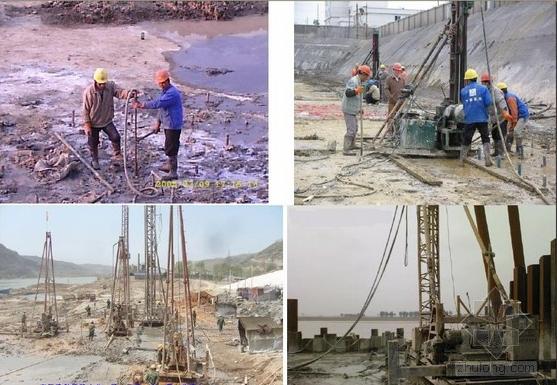 浅谈建筑施工中地基加固技术