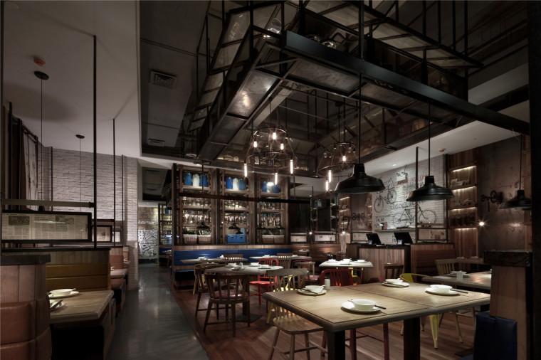 [江苏]南京小米餐厅设计方案文本