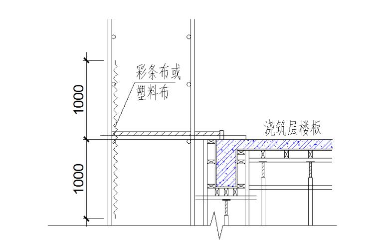 钢筋混凝土剪力墙结构多层洋房冬期施工方案