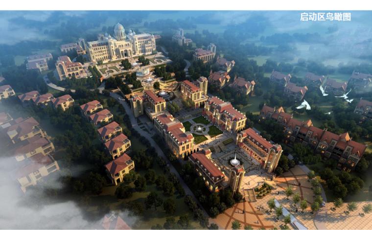 [内蒙古]国际住宅社区修建性详细规划设计方案文本
