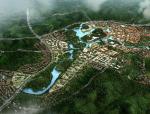 [广东]国际健康产业城概念规划及核心区城市设计方案文本