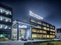北京·梅赛德斯-奔驰中国高级设计中心---anySCALE室内实景效果图